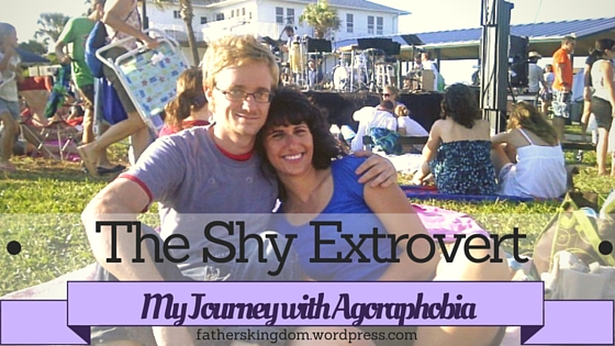 The Shy Extrovert: My Journey withAgoraphobia